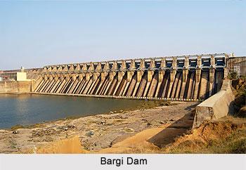 Bargi Dam, Madhya Pradesh