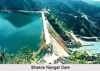 Bhakra Nangal Dam, Dams In Himachal Pradesh