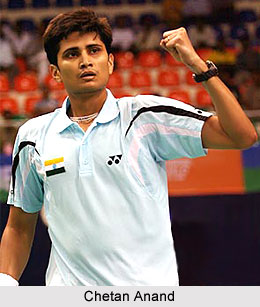 Chetan Anand, Indian Badminton Player