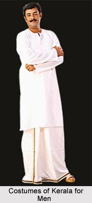 Costumes of Kerala for Men