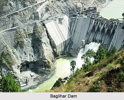 Dams of Jammu and Kashmir