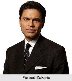 Fareed Zakaria, Indian TV Anchor