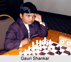 Gauri Shankar, Indian Chess Player