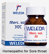 Homeopathy for Sore Throat