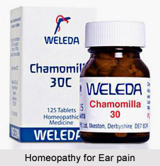 Homeopathy for Ear pain