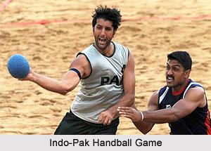 Indo-Pak Handball Game