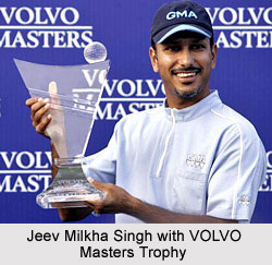 Jeev Milkha Singh, Indian Golfer