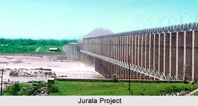 Dams in Andhra Pradesh