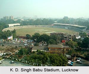 K  D Singh Babu Stadium Lucknow