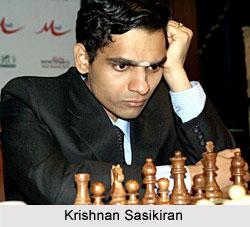Krishnan Sasikiran, Indian Chess Player