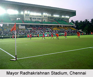 Mayor Radhakrishnan Stadium, Chennai