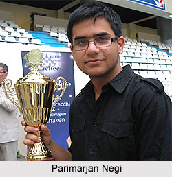 Parimarjan Negi, Indian Chess Player