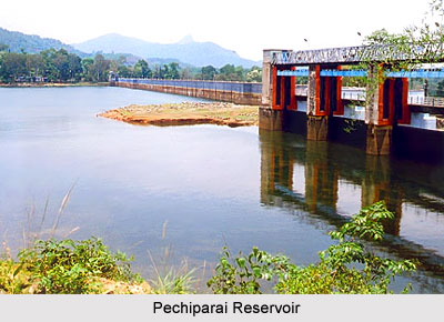 Pechiparai Reservoir, Tamil Nadu