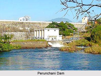 Perunchani Dam, Tamil Nadu