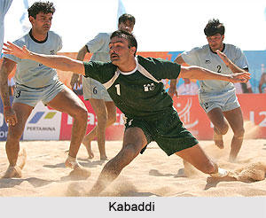 Rules of Kabaddi