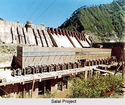 Salal Project, Jammu And Kashmir