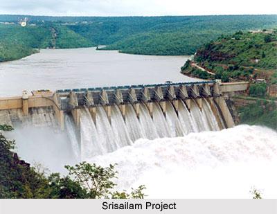 Srisailam Project, Andhra Pradesh