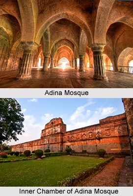 Adina Mosque, West Bengal