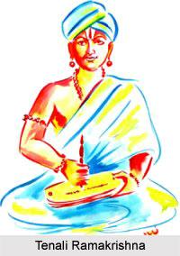 Ashtadiggajas, Poets of Krishnadeva Raya's Court