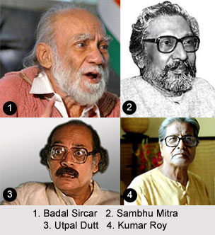 Theatre Personalities of West Bengal