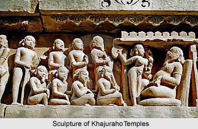 Central Indian Temple Sculpture
