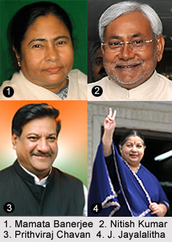 Chief Ministers of Indian States