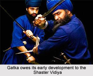 Development of Gatka