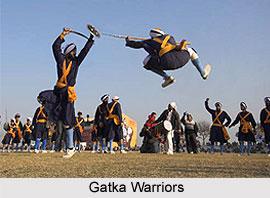 Gatka Warriors