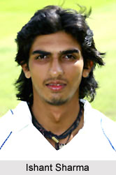 Ishant Sharma, Indian Cricket Player