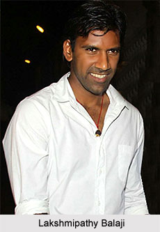 Tamil Nadu Cricket Player - Lakshmipathy Balaji