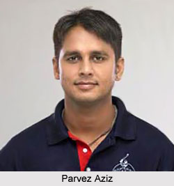 Assam Cricket Player - Parvez Aziz