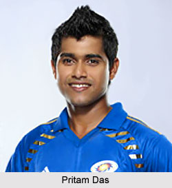 Assam Cricket Player - Pritam Das