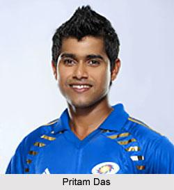 Assam Cricket Player - Pritam Das