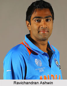 Tamil Nadu Cricket Player - Ravichandran Ashwin