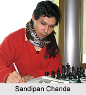 Sandipan Chanda, Indian Chess Player