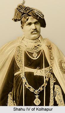 Shahu IV, Maharaja of Kolhapur