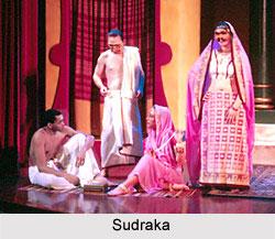 Sudraka, Indian Playwright