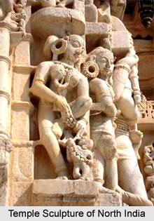Temple Sculpture of North India