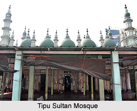 Tipu Sultan Mosque, West Bengal