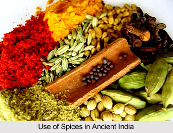 Use of Spices in Ancient India