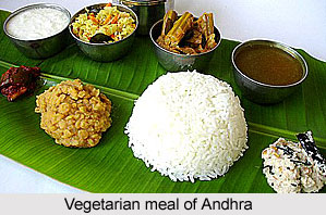 History of indian food for Andhra cuisine history