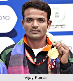 Vijay Kumar, Indian Shooter