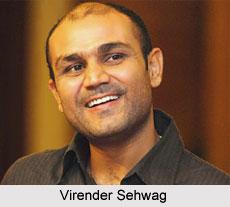 Delhi Cricket Player - Virender Sehwag