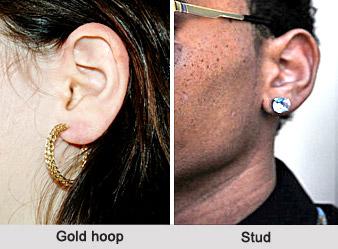 Ear Ring , Indian Jewellery