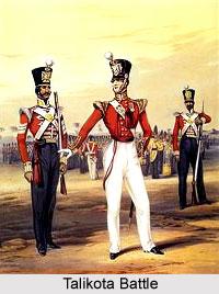 Battle of Talikota , India