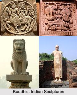 Buddhist Indian Sculptures