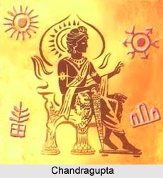 Chandragupta - Foundation of the Gupta Empire in India