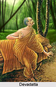 Devadatta, Disciple of Gautama Buddh