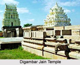 Digambar Jain Temple, Vijayamangalam