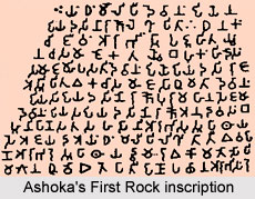 Importance of Ashoka's inscription
